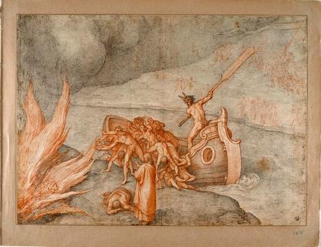 Italy's Uffizi Opens Dante Anniversary With Virtual Exhibit
