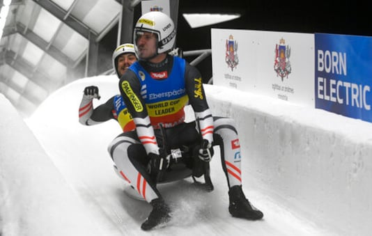 Loch Closes In On Another World Cup Overall Luge Title