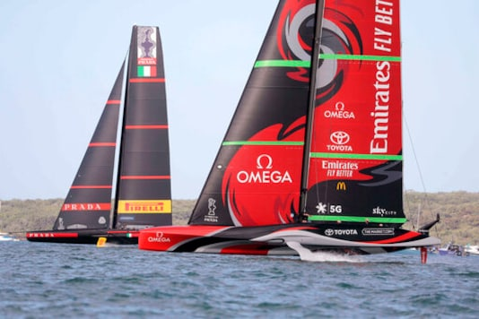Team UK Close To America's Cup Challenger Series Final