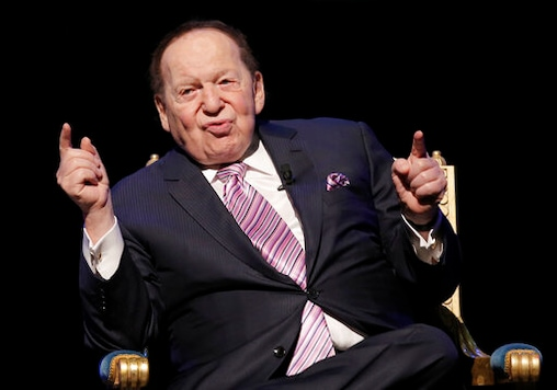 Las Vegas Sands Founder And CEO Adelson Dies