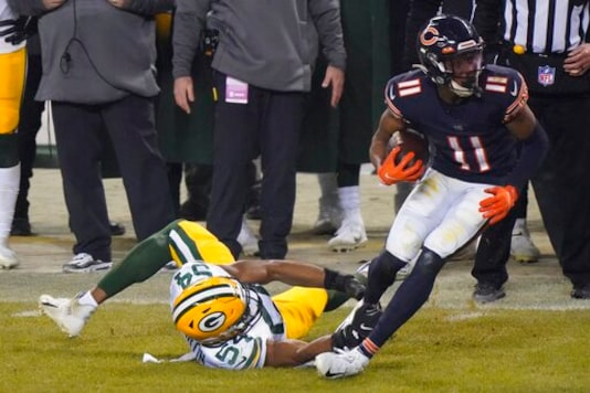 Bears Not Sweating How They Reached Postseason