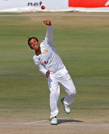Pakistan On Track To Win 1st Test After Spinning Out SAfrica
