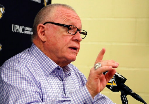 Penguins GM Jim Rutherford, Who Oversaw Cup Wins, Resigns