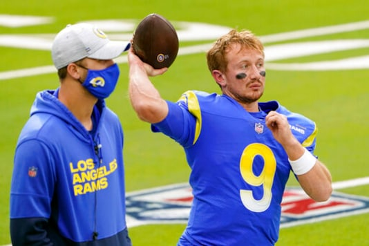 Rams Not Naming Starting QB For Playoff Showdown In Seattle