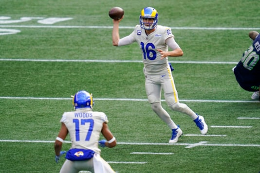 Whitworth Hopes Return Will Boost Rams' Struggling Offense