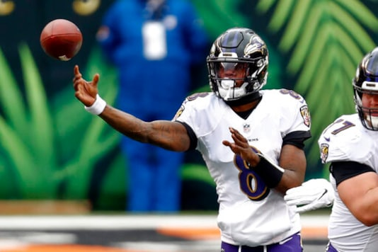 Ravens Believe They're Ready For Round 3 Vs. Henry, Titans