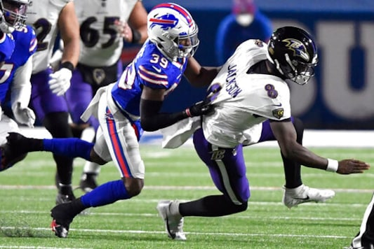 Frustrated Ravens And Jackson Seek Different Finish In 2021