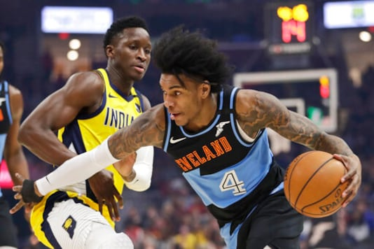 Cavaliers Ship Kevin Porter Jr. To Rockets For Draft Pick