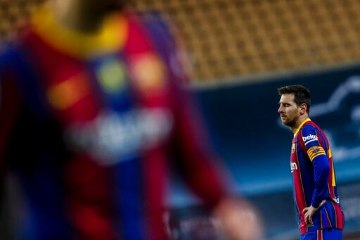 Messi Back In Barcelona Squad For Copa Del Rey Match