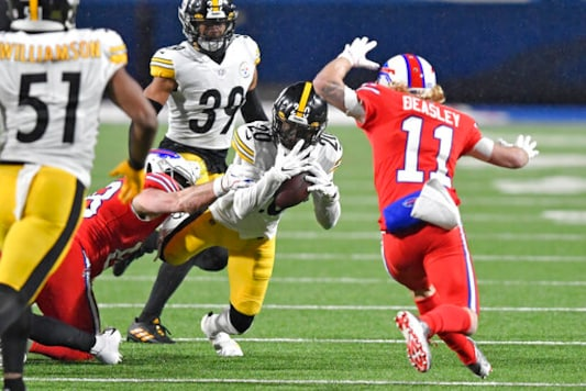 Cam Can; Versatile Steelers DB Sutton Ready For Playoff Test