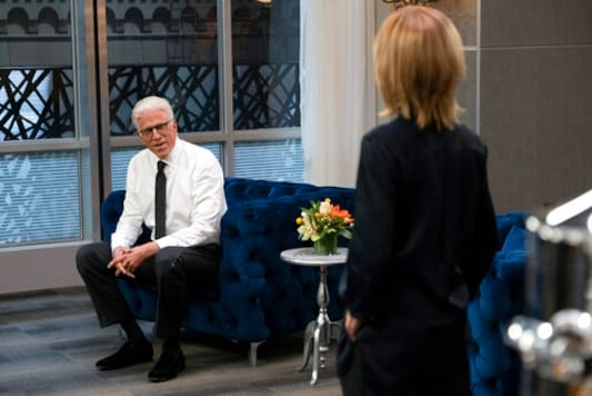 Ted Danson And Holly Hunter Combine For Comedy 'Mr. Mayor'