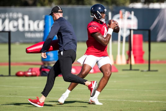 Falcons Hire Former Backup QB Yates As Passing Specialist
