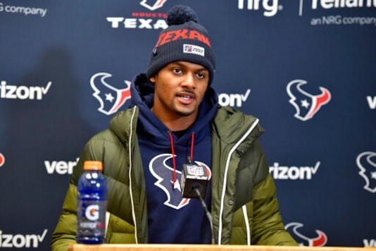 AP Source: QB Watson Requests Trade From Houston Texans