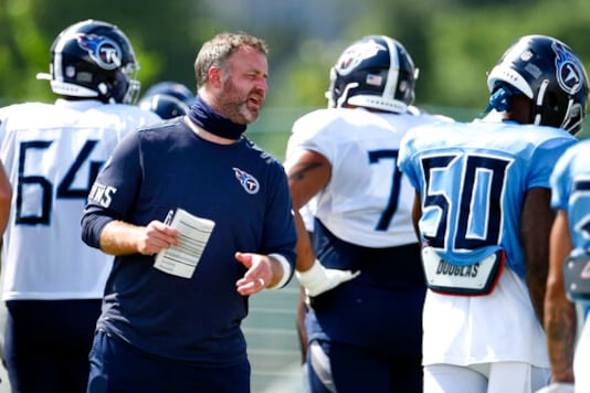 Mike Vrabel Stays In-house For Titans' New Coordinators