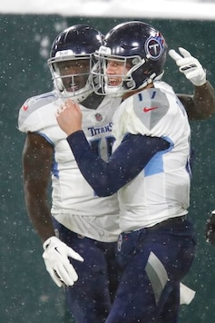 Titans Need Win Over Texans To Win AFC South Title