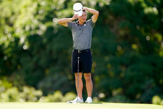 Masters Behind Him, Johnson Ready To Keep Going In New Year