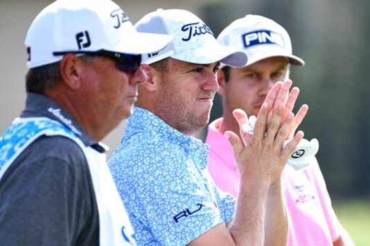 English Having A Whale Of Time And Leads By 1 At Kapalua