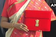 Union Budget 2021 In Photos: Finance Min Sitharaman Presents First Paperless Budget on a Tablet