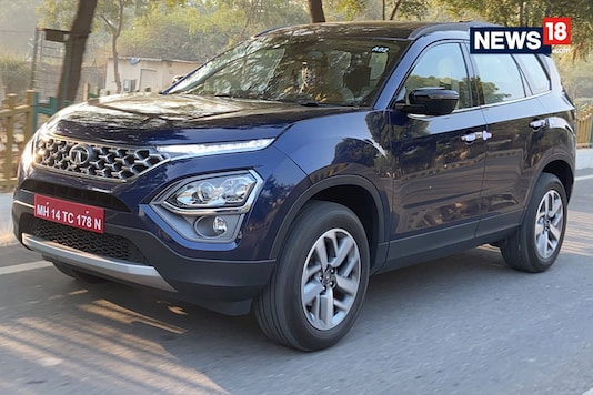 Upcoming Tata Safari SUV Bookings Commence at Rs 30,000, Launch on February 22 in India