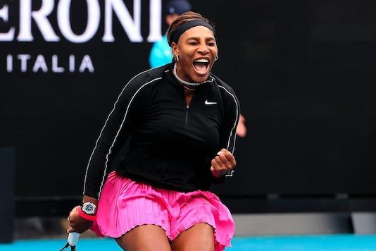 Serena Williams (Photo Credit: WTA Twitter)