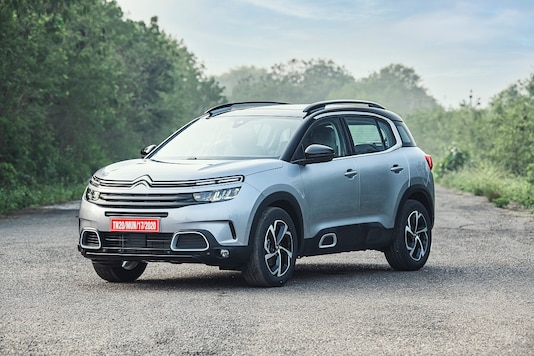 Citroen C5 Aircross. (Photo: Citroen)