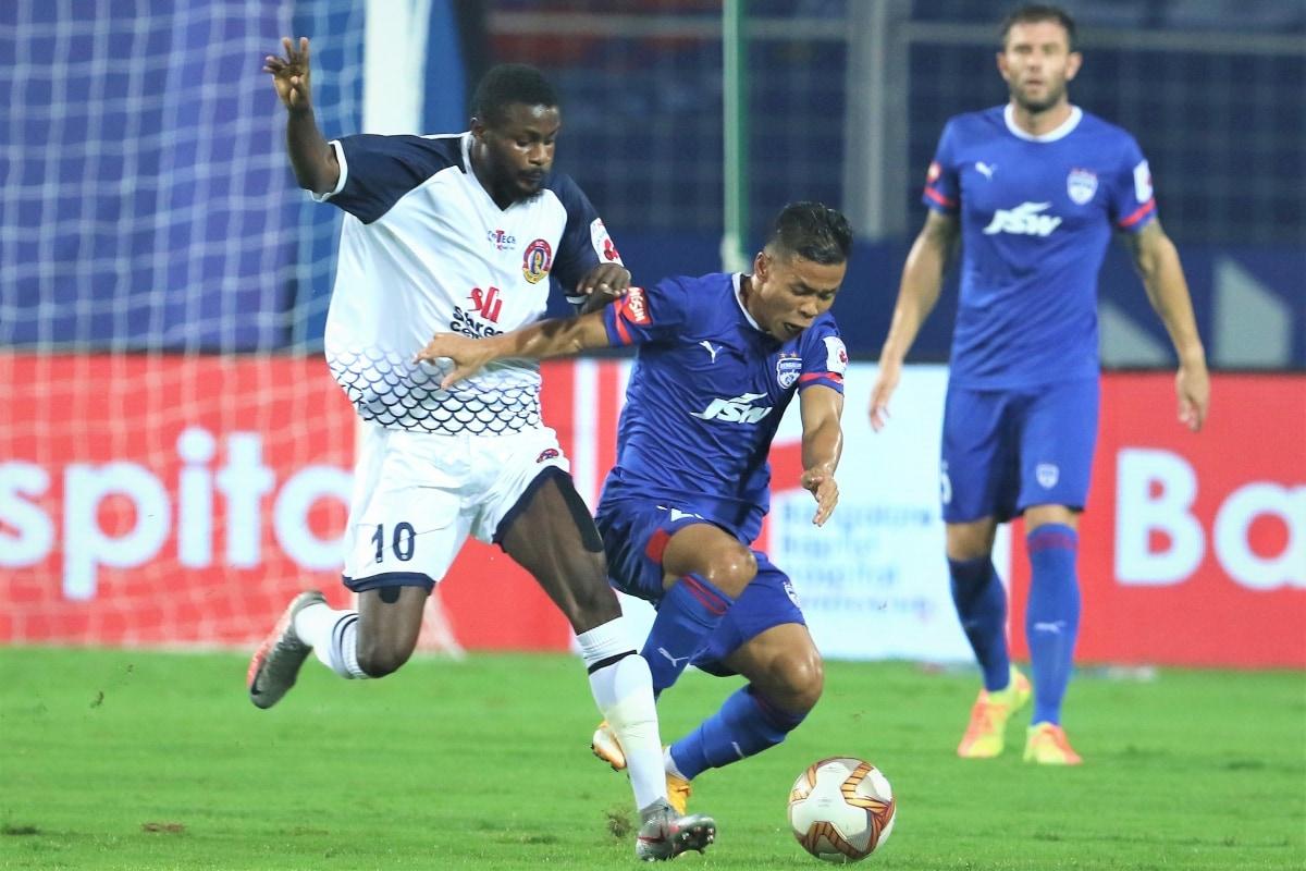 ISL 2020-21 HIGHLIGHTS, SC East Bengal vs Bengaluru FC: BFC Finally Taste Win as They Beat SCEB