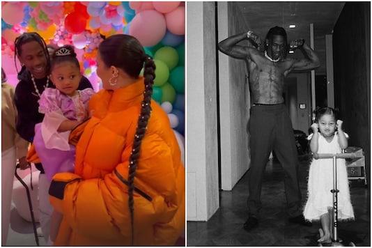 Kylie Jenner and Ex-boyfriend Travis Scott Unite for Daughter Stormi's 3rd Birthday Party