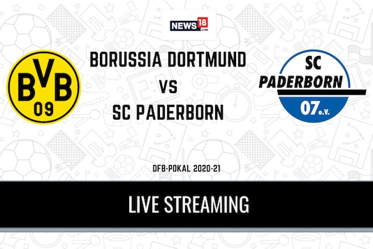 DFB-Pokal 2020-21 Borussia Dortmund vs Paderborn LIVE Streaming: When and Where to Watch Online, TV Telecast, Team News
