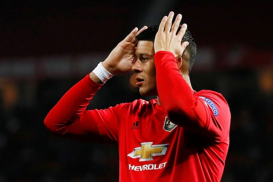 Marcos Rojo (Photo Credit: Reuters)