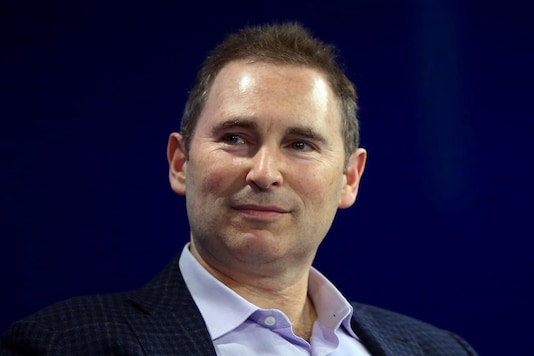 Andy Jassy had started with Amazon as a marketing manager in 1997. (Photo: Reuters)