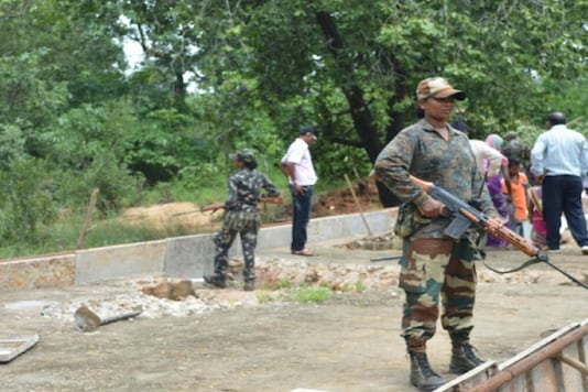 Chhattisgarh police. Image for representation.