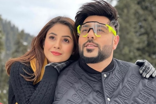 Shehnaaz Gill and Badshah (Image used only for representation purpose); Credits: Instagram/Shehnaaz