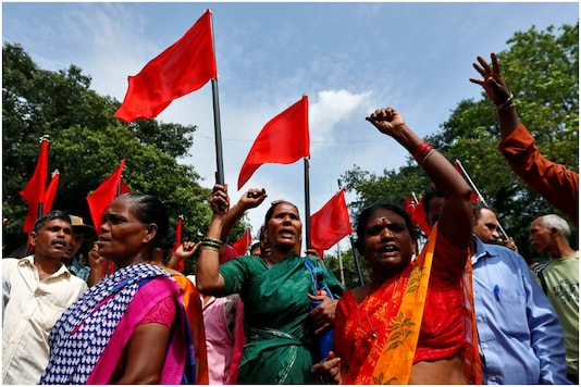 SC/ST activists have raised red flags against Union Budget 2021 | Image credit: Reuters (Image for representation)