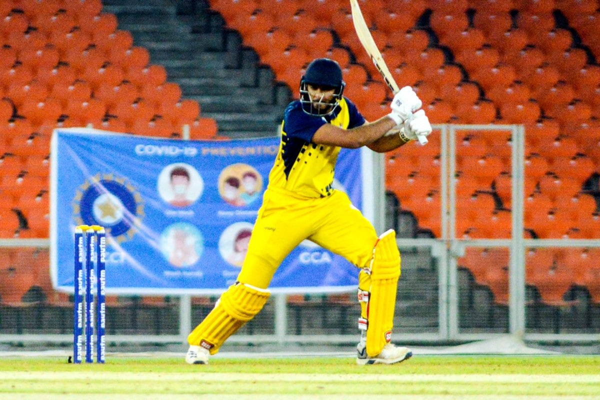 IPL Auction 2021: Who is Shahrukh Khan, the 5.25 Crore Punjab Kings Player?