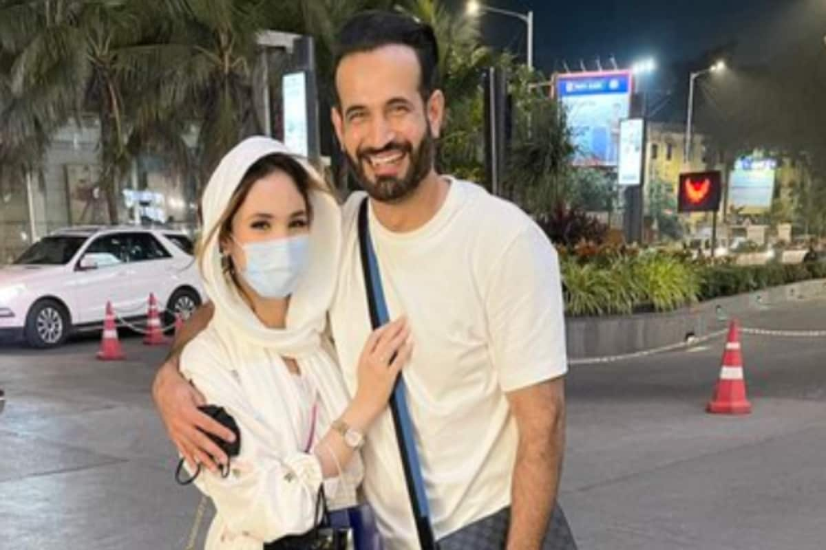 Irfan Pathan Wishes Wife Safa Baig on Wedding Anniversary