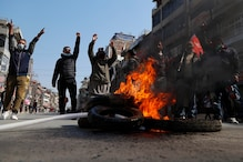 Normal Life Paralysed in Nepal During General Strike, 157 Protesters Arrested