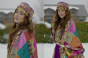 Shehnaaz Gill Posts Gorgeous Pic in Kashmir's Traditional Attire and Fans are Drooling Over It