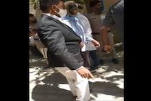 Lawyer Throws Ink at Kannada Writer KS Bhagwan at Bengaluru Court Complex for 'Insulting Hindu Gods'