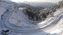 Breathtaking Pics From J&K, Uttarakhand, Himachal As Fresh Spell Of Snowfall Engulfs Several Parts of North India