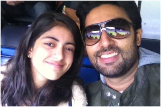 Navya Naveli Wishes Her 'Partner in All Crimes' Abhishek Bachchan on 45th Birthday