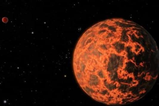Exoplanet. Representative Image. (Reuters)