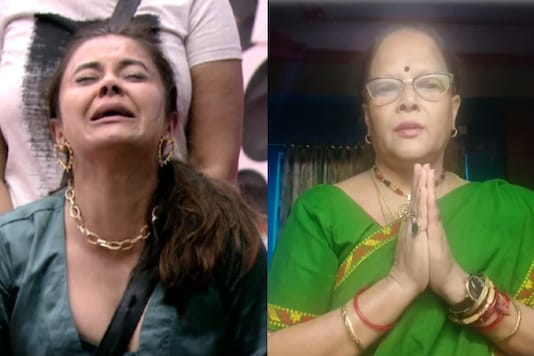 Devoleena Bhattacharjee's Mother Posts Emotional Video After Actress' Breakdown in Bigg Boss 14