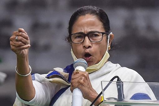 West Bengal CM and TMC supremo Mamata Banerjee. (PTI/File Photo)