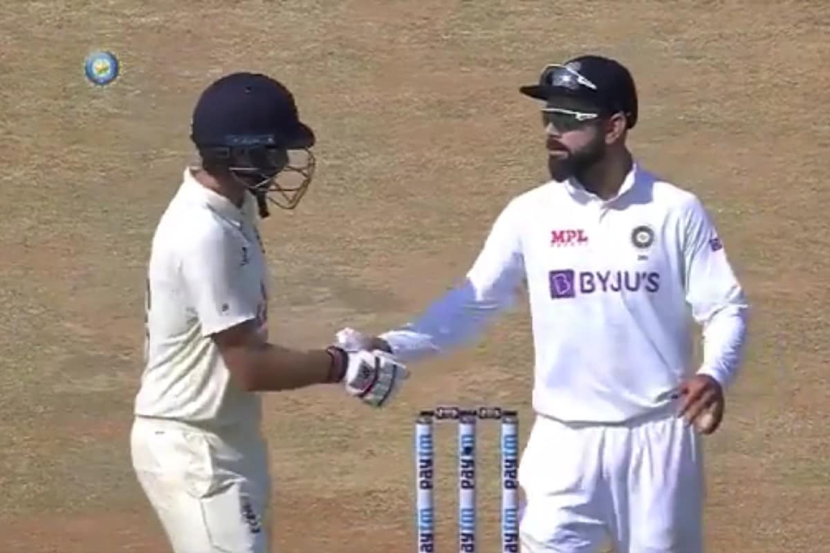 India vs England: Virat Kohli Defended the Wicket Almost as if It's a BCCI Thing - Alastair Cook - News18