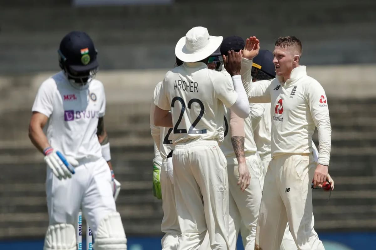 India vs England: I Will Try to Get Him Out Next Innings as Well-Dom Bess on Virat Kohli