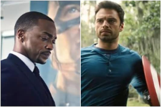 The Falcon And The Winter Soldier stills