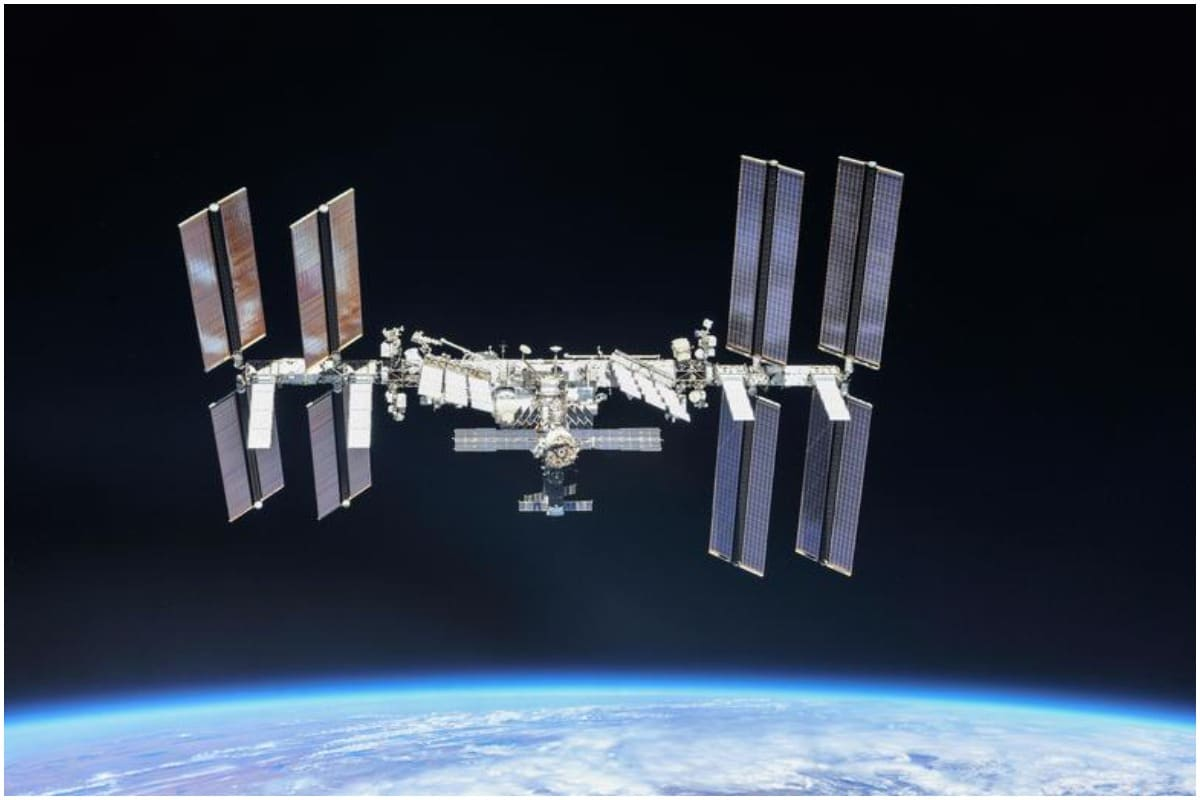 The International Space Station : A Laboratory in Space