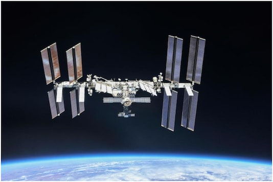 The ISS  has more bacteria than a laboratory on earth | Image credit: Reuters