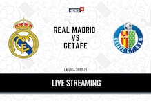 La Liga 2020-21 Real Madrid vs Getafe LIVE Streaming: When and Where to Watch Online, TV Telecast, Team News