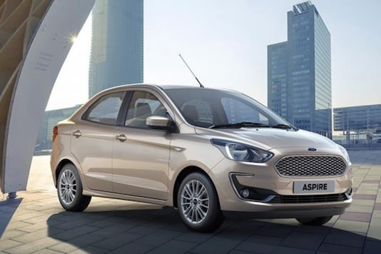 Ford Aspire. (Image source: Ford)